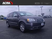 Used Chrysler Town & Country, options include: