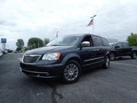 CARFAX One-Owner. Clean CARFAX. Black 2014 Chrysler