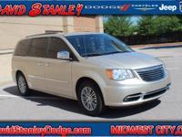 Town & Country Touring L, 4D Passenger Van, 3.6L V6 24V