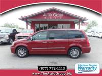 Options:  2014 Chrysler Town & Country Visit Auto Group