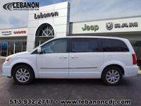 CARFAX One-Owner. Clean CARFAX. 2014 Chrysler Town &