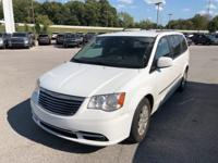 Recent Arrival! 2014 Chrysler Town & Country Touring