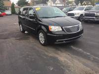 This 2014 Chrysler Town & Country Touring in Brilliant