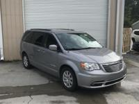 Recent Arrival! Clean CARFAX.  2014 Chrysler Town &