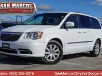 Carfax One-Owner Vehicle. This Chrysler Town & Country