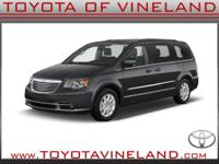 This 2014 Chrysler Town & Country Touring is a great