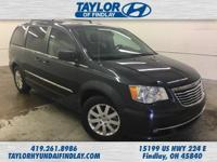 2014 Gray Chrysler Town & Country Touring