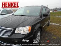 Options:  2014 Chrysler Town & Country Touring|Mocha