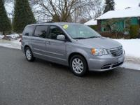 Options:  2014 Chrysler Town &Amp; Country
