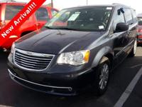 2014 Chrysler Town & Country Touring Black. Don't let