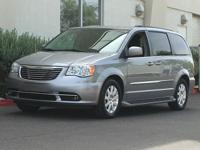 New Price! Clean CARFAX. 2014 Chrysler Town & Country