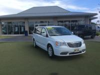 Check out this gently-used 2014 Chrysler Town & Country