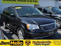 Introducing the 2014 Chrysler Town Country!