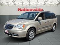 Options:  2014 Chrysler Town & Country Touring|Tan /