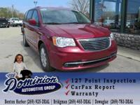 Take a look at this 2014 Town & Country with 44,510