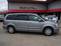 Exterior Color: billet silver metallic, Body: Minivan,