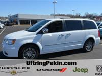 Exterior Color: bright white clearcoat, Engine: 3.6L V6