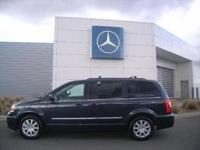 Exterior Color: gray, Body: Mini-Van, Fuel: Flex Fuel,