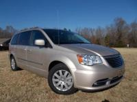 Exterior Color: cashmere, Body: Minivan, Engine: 3.6L