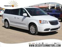 Exterior Color: bright white, Body: Mini-Van, Fuel: