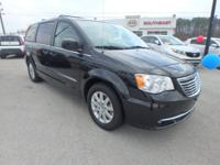 Exterior Color: black, Body: Minivan, Engine: 3.6L V6