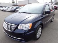 Exterior Color: true blue pearlcoat, Body: Mini-van,