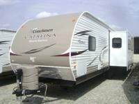 2014 Coachmen Catalina 29RKS. Trades welcome. Excellent