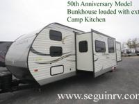 2014 Coachmen Catalina 303FQB Bunkhouse    Mileage: 0