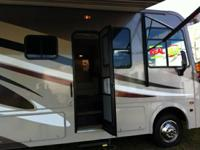 2014 Coachmen MIRADA 32DS, 2 Slides, Outside Shower,