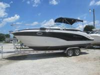2014 Crownline 264 CR 2014 Crownline 264 Cruiser, 350
