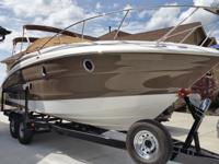2014 Cruisers Yacht 275 Express- Full Factory Warranty,
