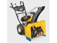 Powerful selections to clear the method. 2014 Cub Cadet