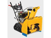 2014 Cub Cadet 3X 30 in. the supreme in X Series