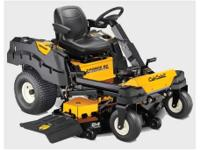 2014 Cub Cadet Z-Force SZ 54 ZERO TURN WITH A STEERING