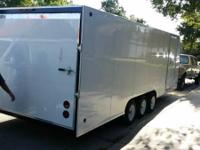 2014 Custom Built Enclosed Trailer. 2014 Custom Built