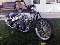 2014 One off Custom Harley Type Bobber/ Chopper.This