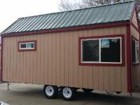 2014 Custom Built Tiny House Shell. Taking offers now!.