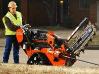 Every component every detail of the Ditch Witch RT