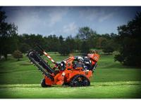 Trenchers Walk-Behind Trenchers. Heavy-duty frames and