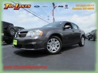 This 2014 Dodge Avenger is offered to you for sale by