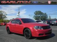 You will find that this 2014 Dodge Avenger has features