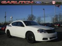 Be sure to take a look at this 2014 Dodge Avenger, all