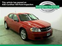 2014 Dodge Avenger 4dr Sdn SE Our Location is: