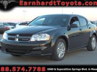 We are happy to offer you this 2014 Dodge Avenger SE