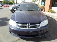 Options:  2014 Dodge Avenger Se 4Dr Sedan|Blue|Grille