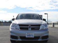 Options:  2014 Dodge Avenger Se 4Dr Sedan|Gray|Door
