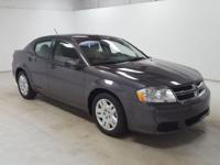 This 2014 Dodge Avenger SE won't last long at $2,205