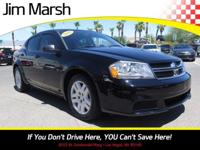Load your family into the 2014 Dodge Avenger! You'll