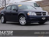 EPA 30 MPG Hwy/21 MPG City! CARFAX 1-Owner. CD Player,