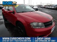Come see this 2014 Dodge Avenger SXT. Its Automatic